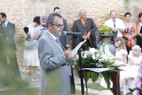 David Ortega - Maestro de ceremonias