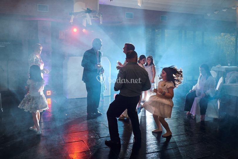 Fiesta boda ©Michel Quijorna