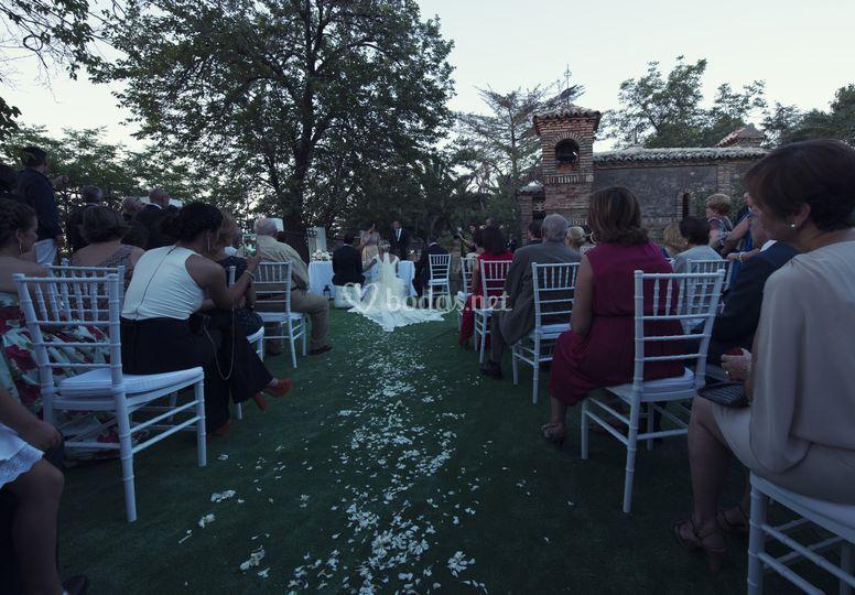Celebración de ceremonia civil