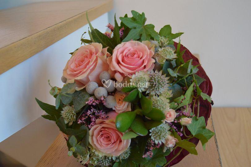 De rosas y otras flores