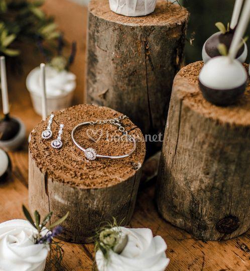 Joyas de novia