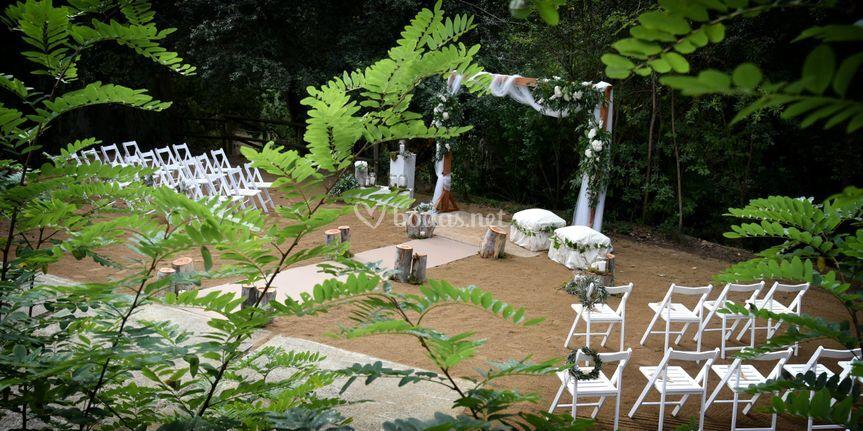 Carme García Wedding Planner