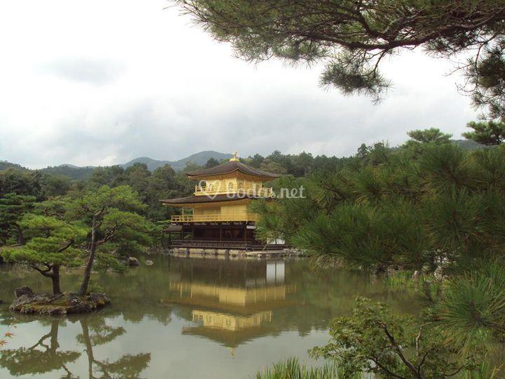 Templo de Oro, Japón
