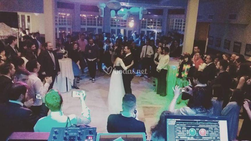 Baile de novios Igeretxe