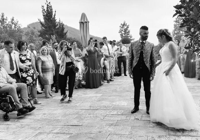 Baile de novios - Palacio Urgoiti