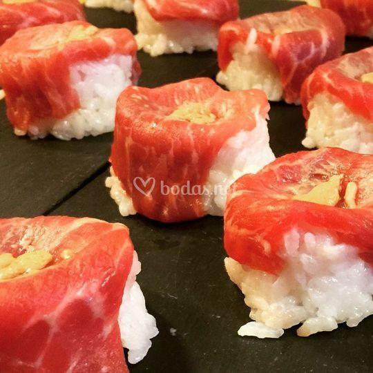 Sushi Onakasita