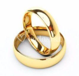 Alianzas para bodas
