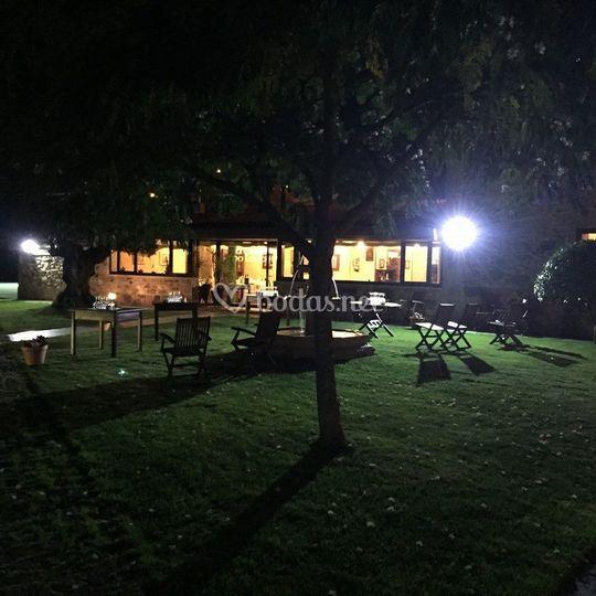 Eventos de noche