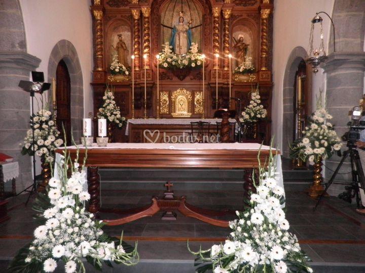 Iglesia de Tegueste
