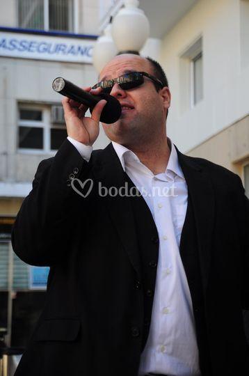 The Soul Man como voz