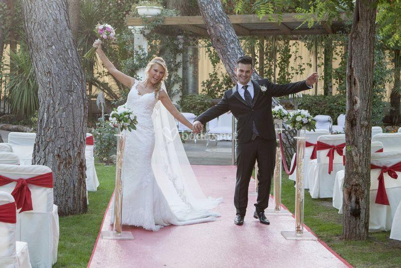 Fotografías de boda divertidas