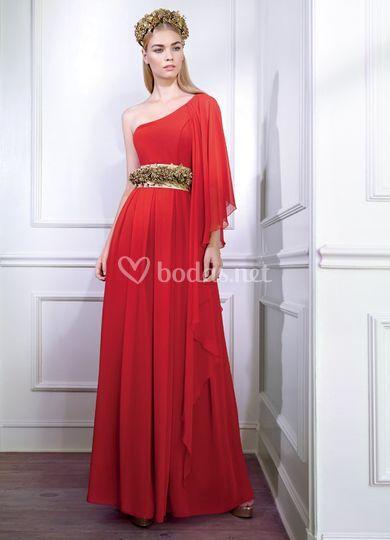 En rojo