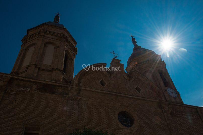 Iglesia Alcalá de Ebro