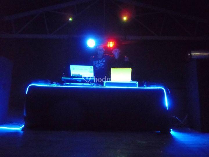 DJ'Sssss en Porrera