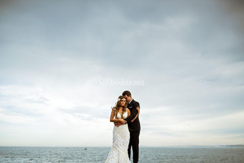 Fotografo boda de Mandarina Wedding
