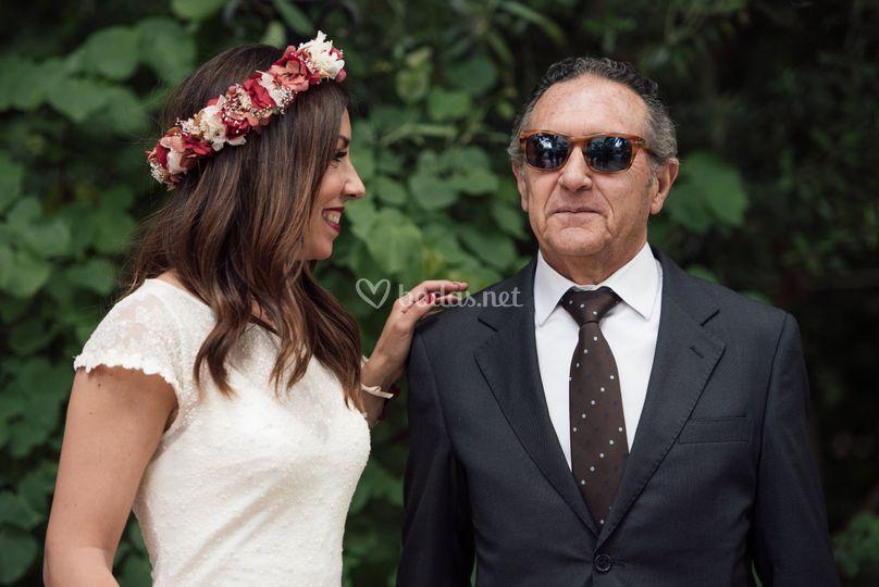 La novia y el tio