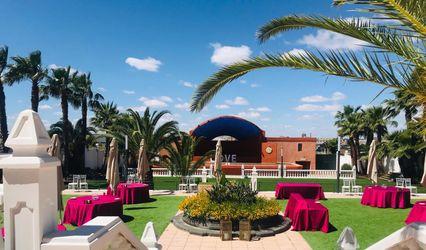 Hotel Ilunion Las Lomas 2