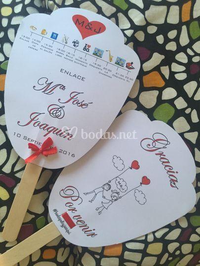 Paipais planificación de boda