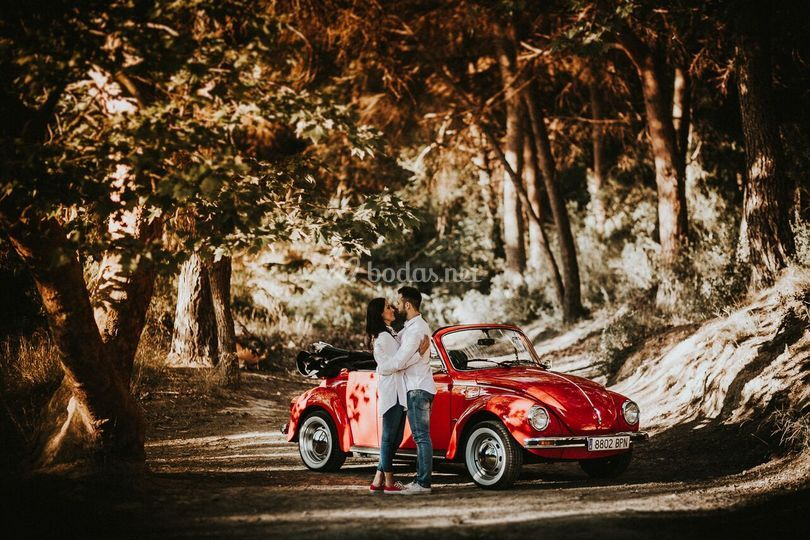 Pre-boda Alberto y Miriam
