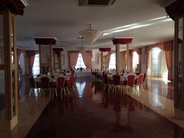 Salón Covadonga