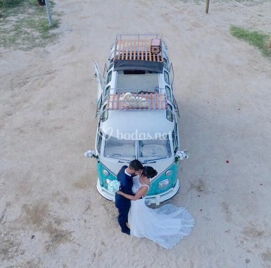 La furgoneta del amor