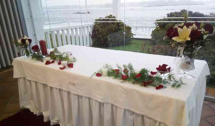 Hotel louxo boda civil