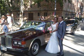 Rolls Royce para bodas