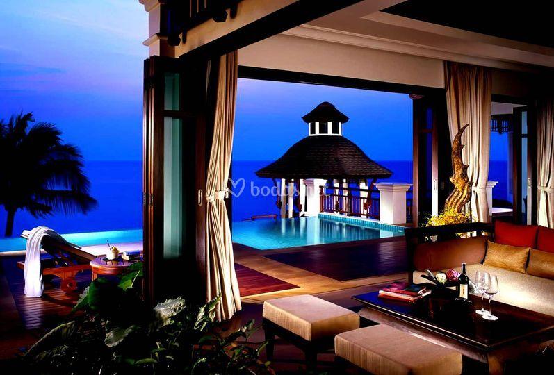 Hoteles Romanticos Tailandia