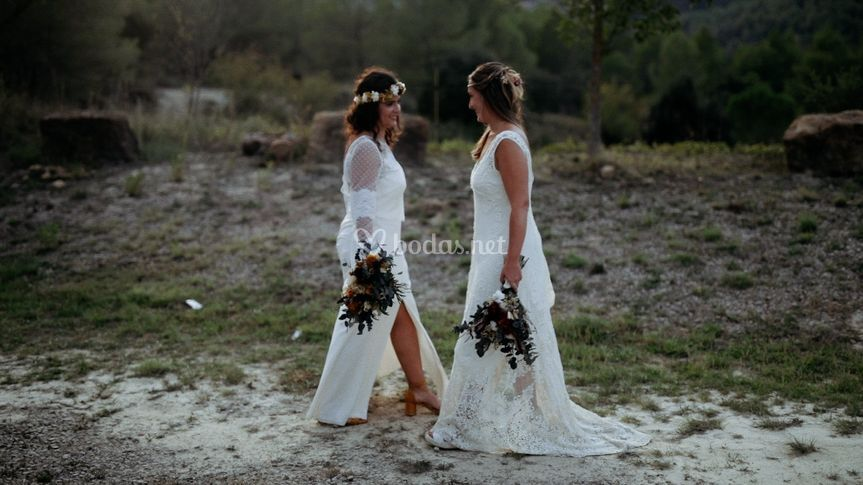 Natalia y Lidia
