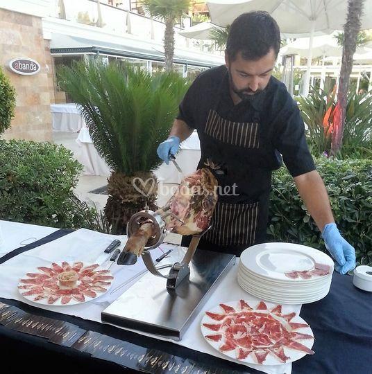 Alfonso - Cortador de jamón