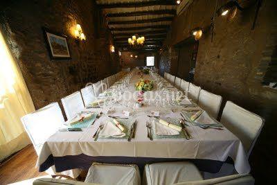 Banquete en Santa Margarida