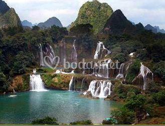 China romántica