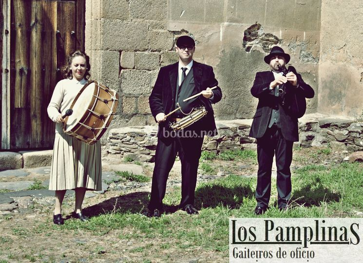 Los Pamplinas