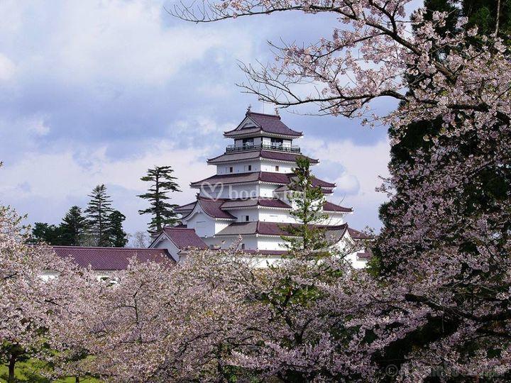 Castillo d'Aizuwakamatsu