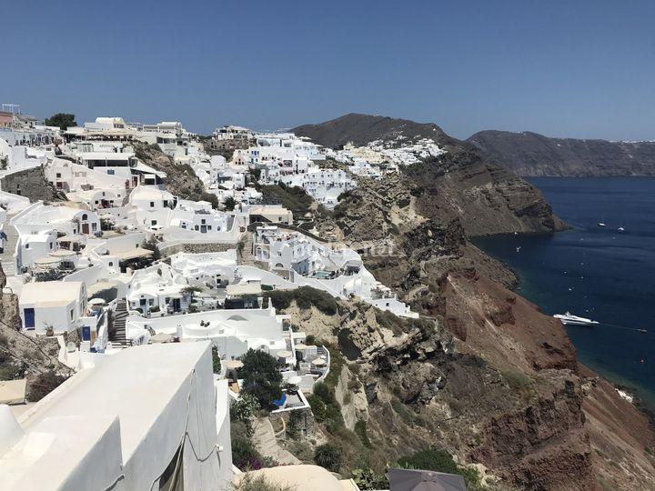 Un paseo por las Islas Griegas