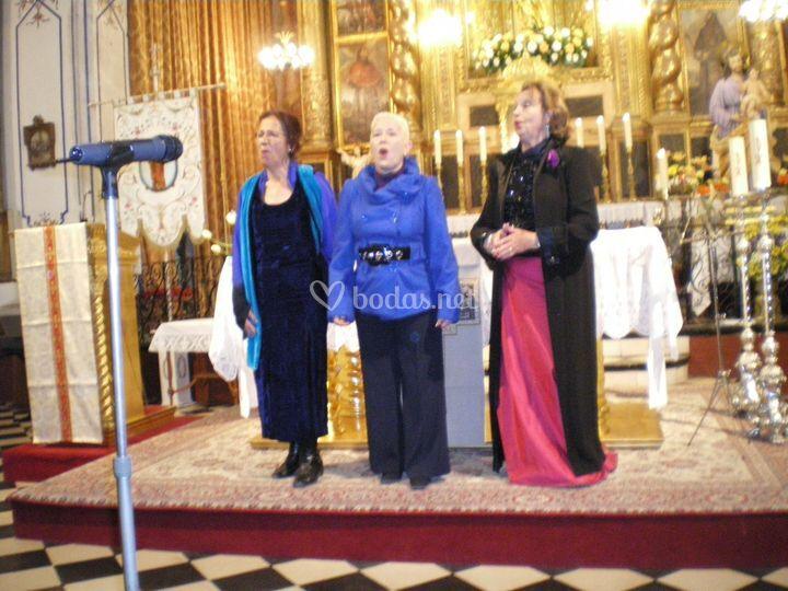 Recital Iglesia Elche