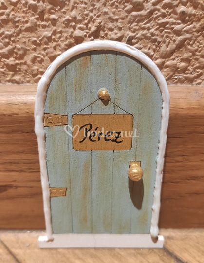 Puerta Ratón Pérez