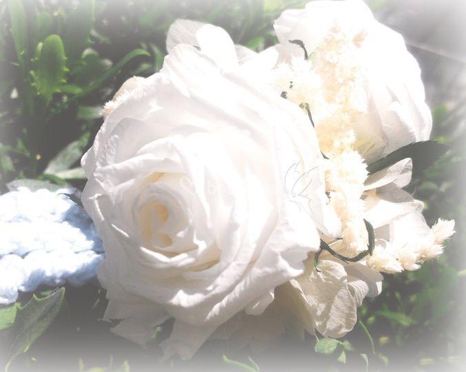 Brazalete para mujer de rosas