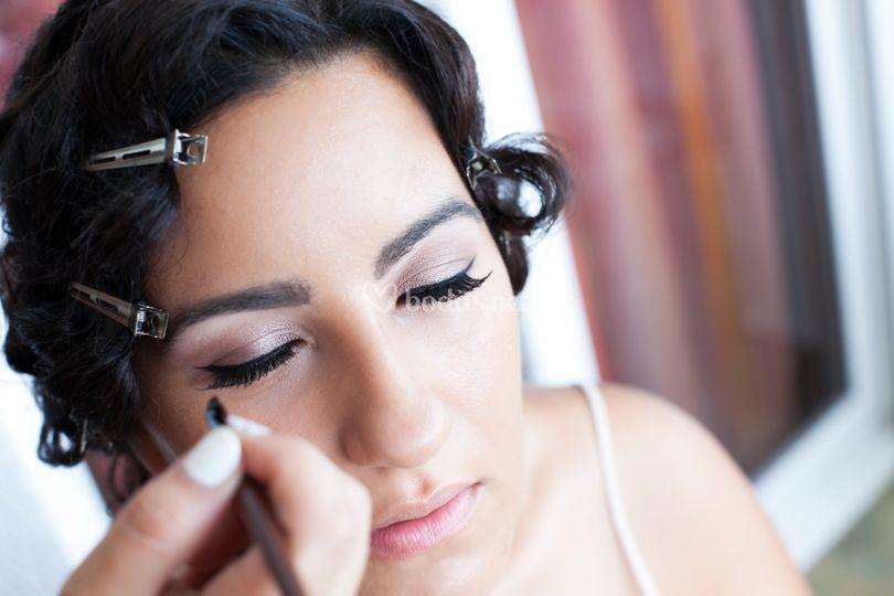 Natalia Sánchez Makeup