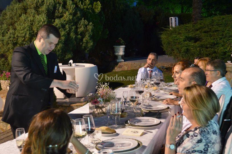 Magia de banquete