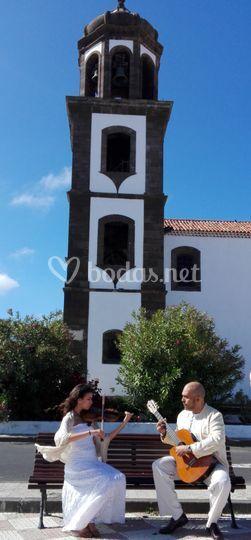 Romanza, Iglesia San Juan