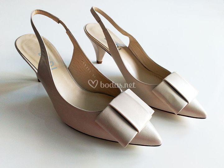 Zapatos de invitada