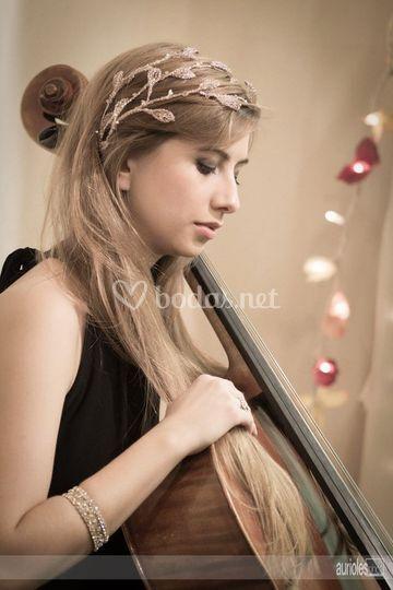 Irene, violonchelista