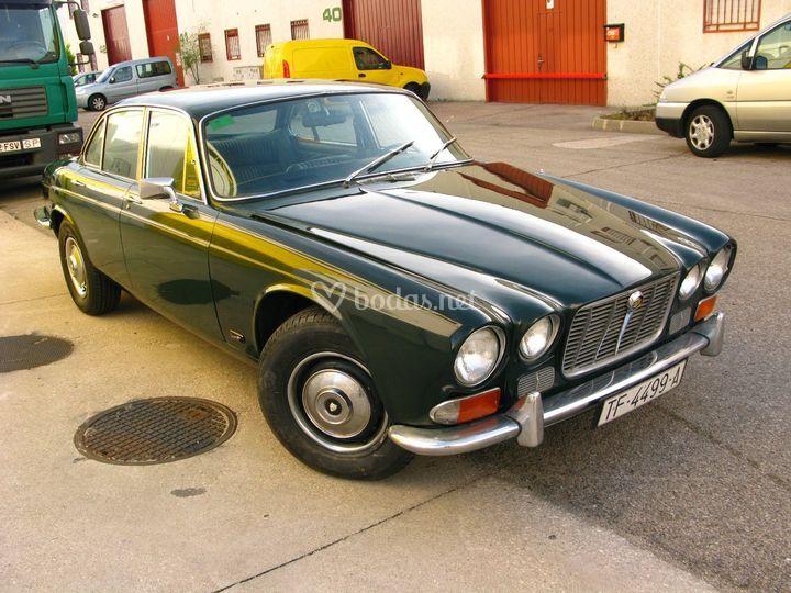 Jaguar XJ6 de 1969