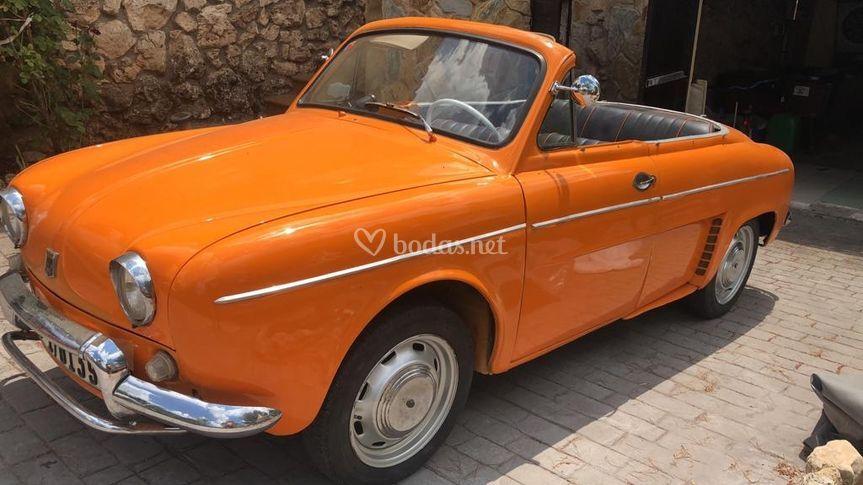 Renault Gordini cabrio