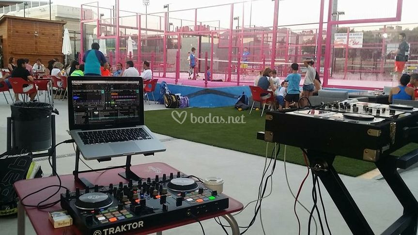 DJs todos los estilos de música