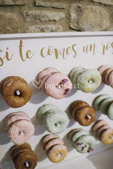 Donuts personalizados