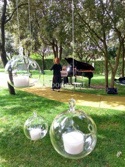 La boda de E&M