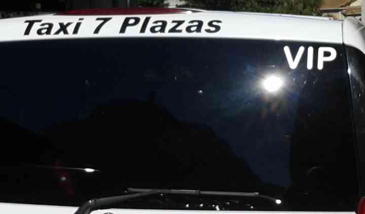 Taxis de 7 plazas