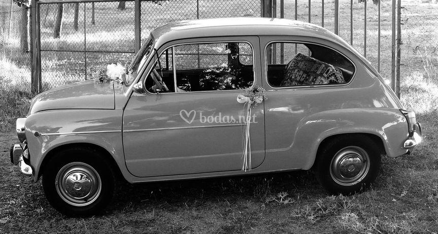 Un coche con 45 años de historia